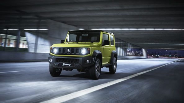 All New Suzuki Jimny and Jimny Sierra Launched in Japan 13