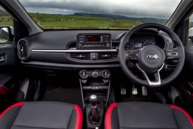 Kia Picanto GT-Line Gets Upgraded Turbocharged Engine 8