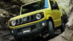 All New Suzuki Jimny and Jimny Sierra Launched in Japan 4