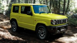 All New Suzuki Jimny and Jimny Sierra Launched in Japan 14