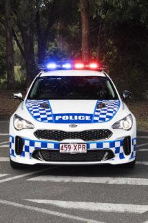 Australia Gets Kia Stinger Police Cars 5