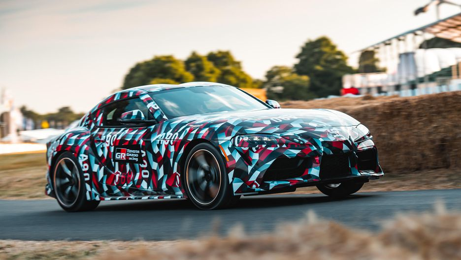 The New Toyota Supra A90 will be Available in 2 Engine Options 9