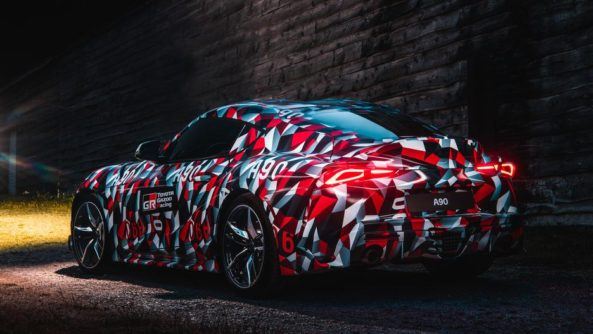 Toyota Supra A90 Leaked Well Ahead of Debut 6