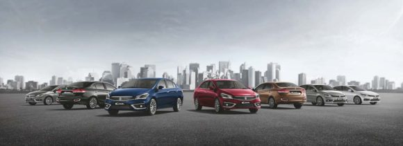 2018 Suzuki Ciaz Facelift Launched in India at INR 8.19 lac 11