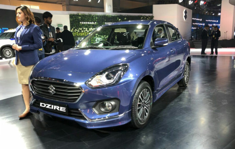 Suzuki Dzire Special Edition Launched in India at INR 5.5 lac 3