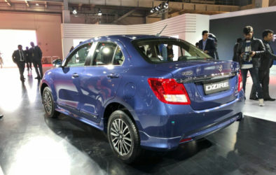 Suzuki Dzire Special Edition Launched in India at INR 5.5 lac 5