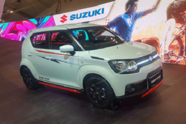 Suzuki Ignis Rally Concept and Sport Concept at GIIAS 2018 7