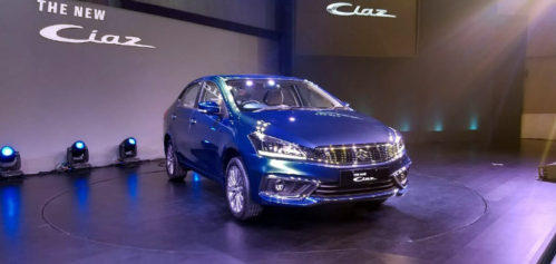 2018 Suzuki Ciaz Facelift Launched in India at INR 8.19 lac 7