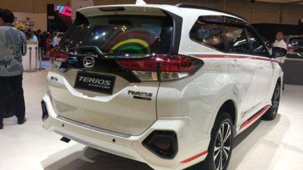 Daihatsu Terios Custom at GIIAS 2018 12
