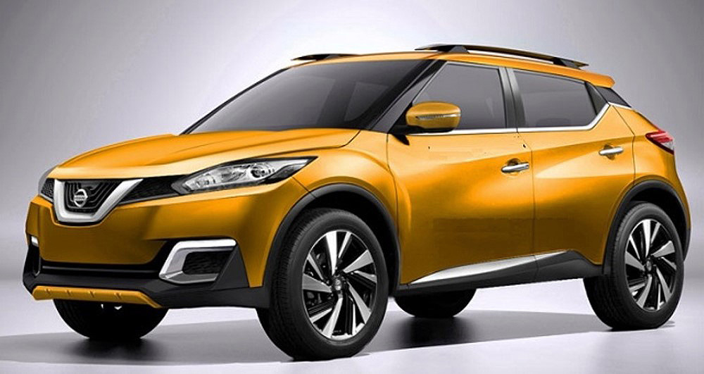 Next Gen Nissan Juke will Debut in 2019 3