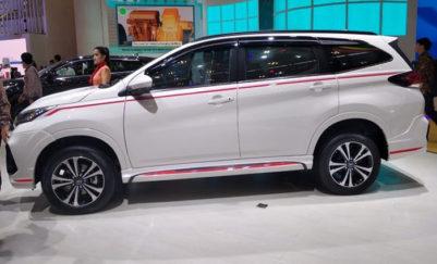 Daihatsu Terios Custom at GIIAS 2018 2