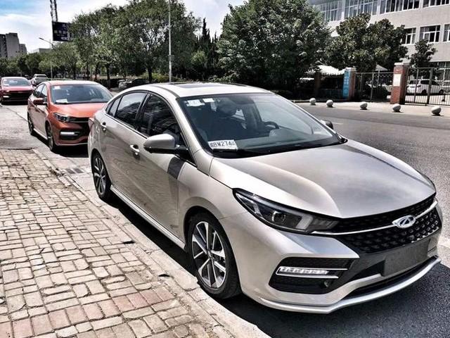 The 2018 Chery Arrizo GX Sedan 11