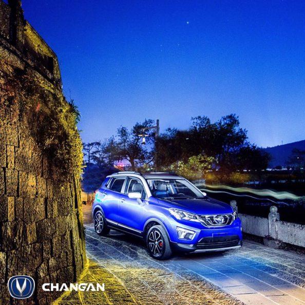 The Changan CS15 Crossover 29