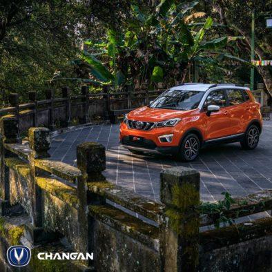 The Changan CS15 Crossover 25
