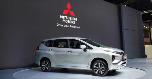 Mitsubishi Xpander MPV Launched in Thailand 2