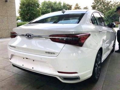 The 2018 Chery Arrizo GX Sedan 14