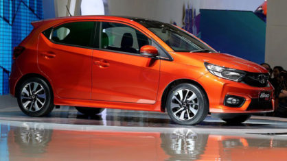 Honda to Export All-New Brio from Indonesia 3