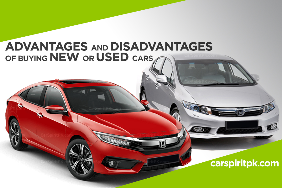 Advantages and Disadvantages of Buying New or Used Cars 4