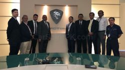Al-Haj Group Signs Agreement with Proton 3