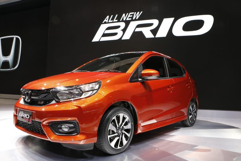 New Honda Brio Debuts at GIIAS 2018 6