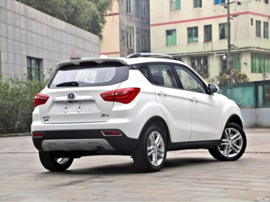 Changan Releases Official Photos of CS35 Plus Crossover Ahead of Debut 3