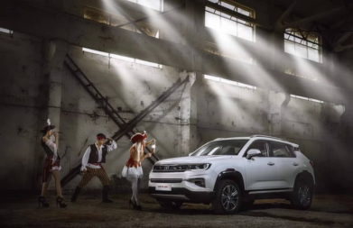 Changan Releases Official Photos of CS35 Plus Crossover Ahead of Debut 44