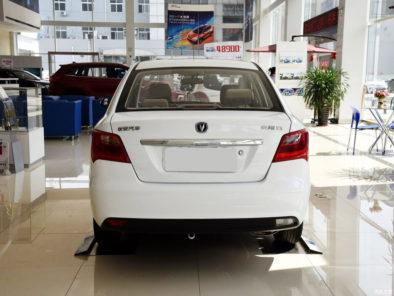 Changan V3- The Low Cost Subcompact Sedan 10
