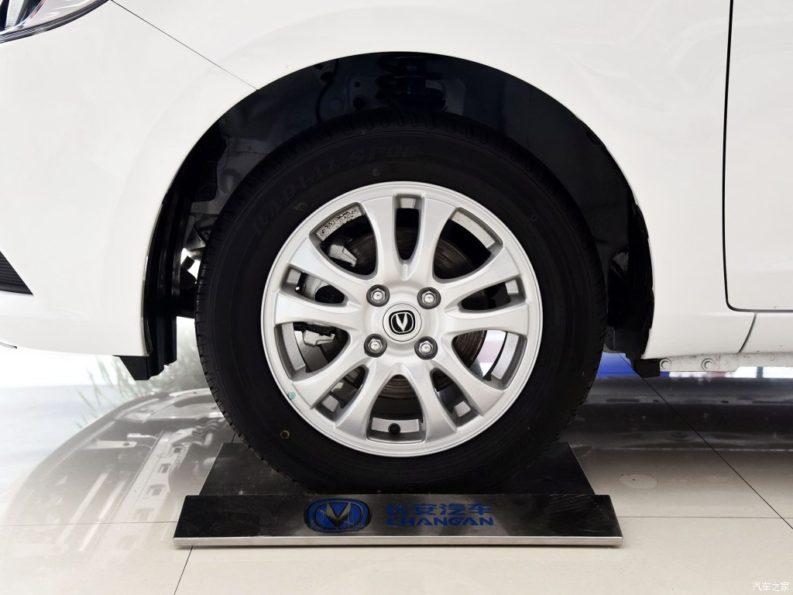 Changan V3- The Low Cost Subcompact Sedan 13