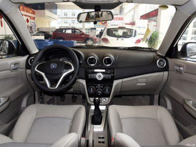 Changan V3- The Low Cost Subcompact Sedan 14