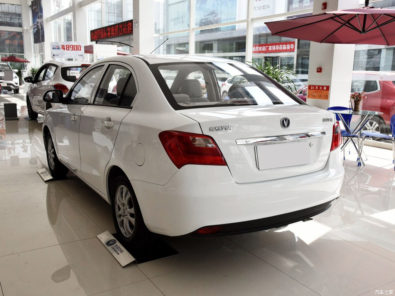 Changan V3- The Low Cost Subcompact Sedan 8