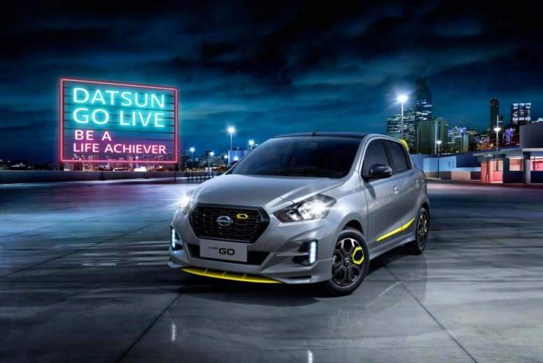 Datsun to Completely Change its Design Language in 2019 3