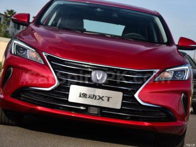 The Improved 2018 Changan Eado XT 1.6 GDI 7