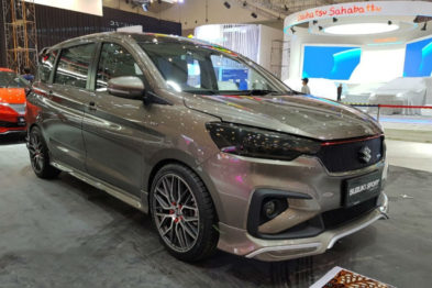 Suzuki Ertiga Sport Concept at GIIAS 2018 6