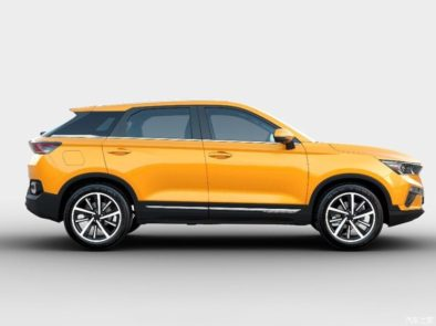 FAW Releases Official Photos of the T77 SUV 7