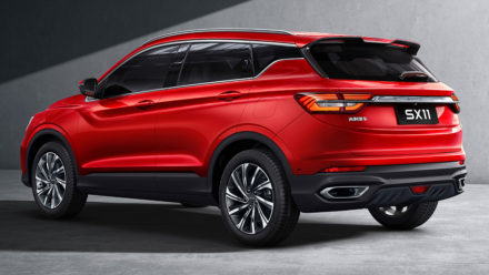 Next Gen Proton Preve to be Based on Geely BinRui 3