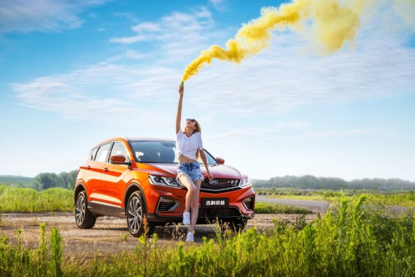 Geely Makes a Comeback in Philippines with Coolray 9