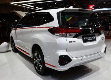 Daihatsu Terios Custom at GIIAS 2018 10