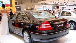 Geely SX11 Crossover Named as BinYue in China 6