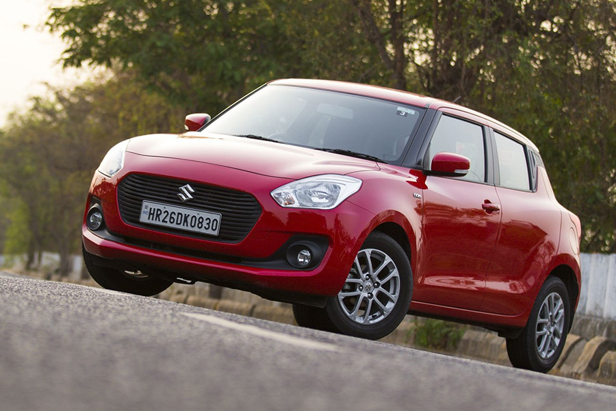 Suzuki Swift ZXi+ AGS Launched in India at INR 7.76 lac 3