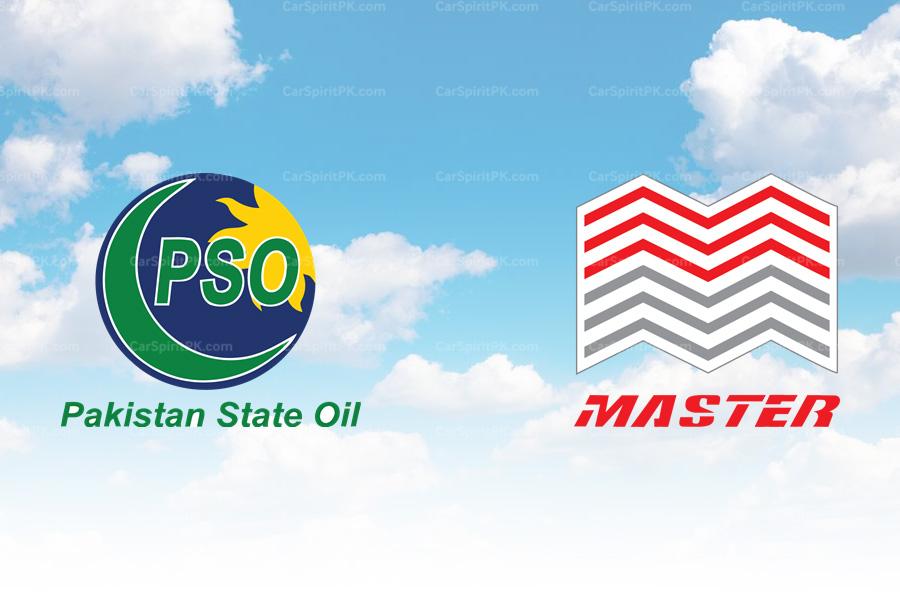Master Motor Hands Over OGRA Compliant Trucks to PSO 4