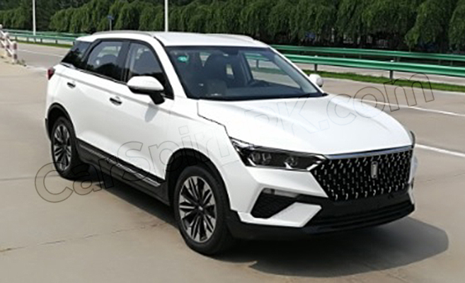 Most Expensive FAW T77 SUV to Launch in China by Q4, 2018 1