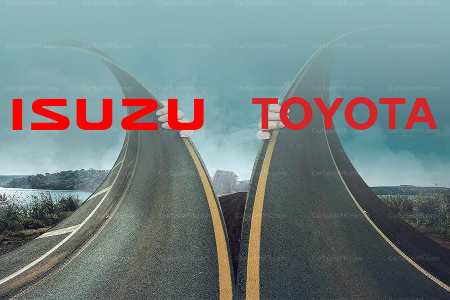 Toyota and Isuzu to End their Capital Tie-up 7