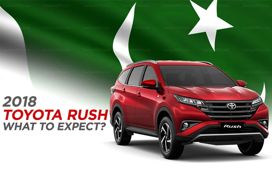 Toyota Rush in Pakistan- What to Expect? 8
