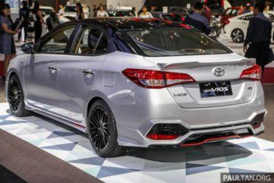Toyota Vios TRD at GIIAS 2018 7