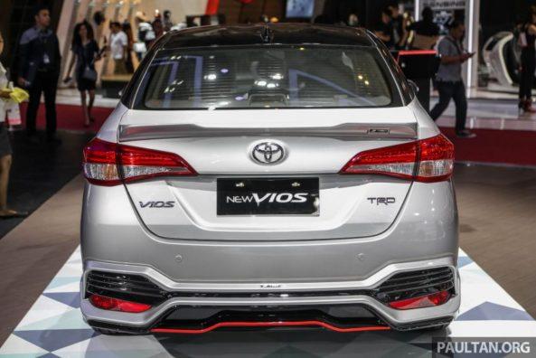 Toyota Vios TRD at GIIAS 2018 2