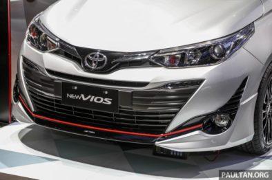 Toyota Vios TRD at GIIAS 2018 11
