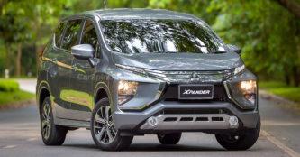 Nissan Readying the Next-Gen Grand Livina Based on Mitsubishi Xpander 3