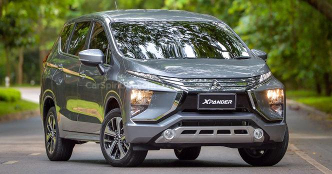 Mitsubishi Xpander MPV Launched in Thailand 3