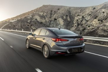 2019 Hyundai Elantra Facelift Revealed 5