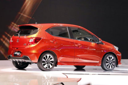 Honda Begins Exporting All-New Brio from Indonesia 4